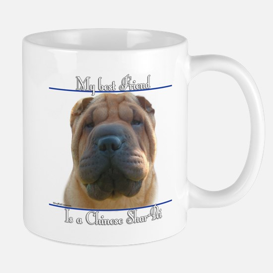 Shar-Pei Best Friend2 Mug
