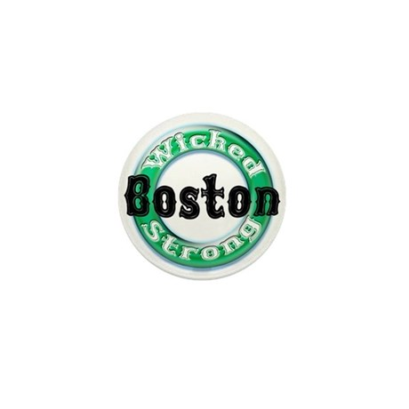 WS Celts Dk Mini Button (10 pack)