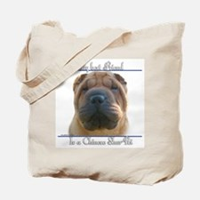 Shar-Pei Best Friend2 Tote Bag