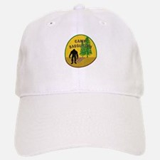 Camp Sasquatch Baseball Baseball Baseball Cap