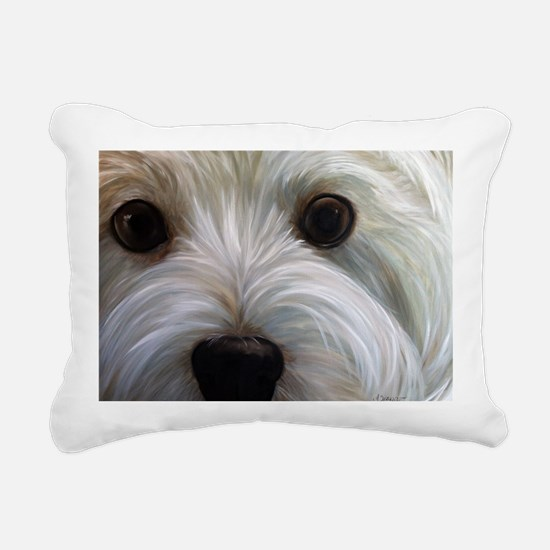Zoe Rectangular Canvas Pillow
