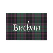 Tartan - Buchan Rectangle Magnet