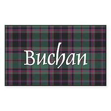 Tartan - Buchan Decal