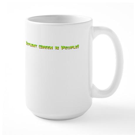 It's People! Large Mug