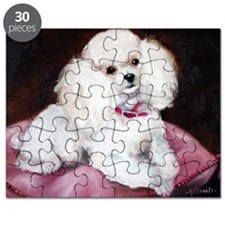 pretty on pink Puzzle