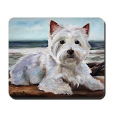 King of the Beach Mousepad