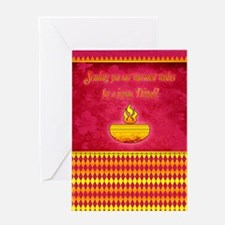 Stylish Diwali Greeting Cards