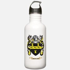 Mercer Coat of Arms - Family Crest Water Bottle