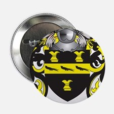 """Mercer Coat of Arms - Family Crest 2.25"""" Button"""