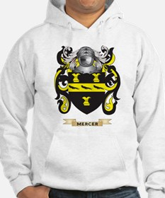 Mercer Coat of Arms - Family Crest Hoodie