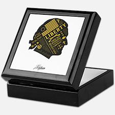 LIBERTY: Thomas Jefferson Keepsake Box