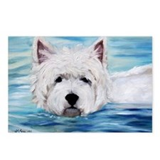 Furry Dippin Postcards (Package of 8)