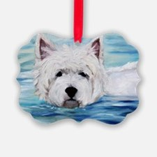 Furry Dippin Ornament