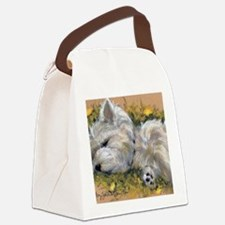 Beautiful Dreamer Canvas Lunch Bag