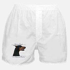 Dobie Best Friend2 Boxer Shorts