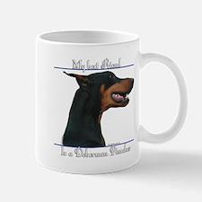 Dobie Best Friend2 Mug