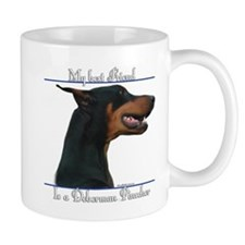 Dobie Best Friend2 Mug