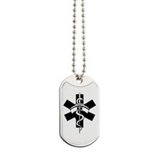 RN Nurse Dog Tags