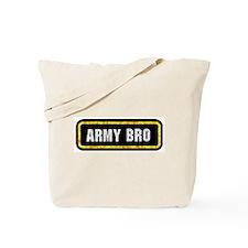 Army Bro Tote Bag