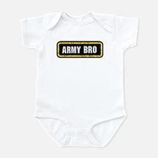Army Bro Infant Bodysuit