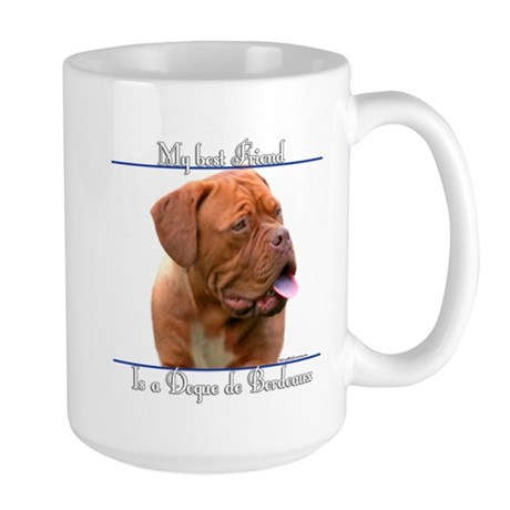 Dogue Best Friend2 Large Mug