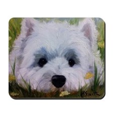 In the Weeds Mousepad