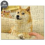 Shibe inu Puzzles