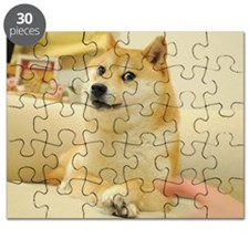 SHIBES Puzzle