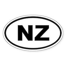 New Zealand NZ Decal