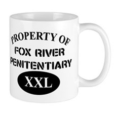 Property of Fox River Pen Mug