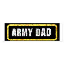 Army Dad Bumper Bumper Sticker