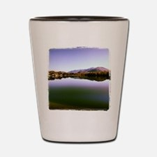 Mirror Lake Shot Glass