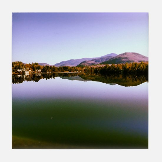 Mirror Lake Tile Coaster
