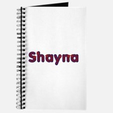 Shayna Red Caps Journal