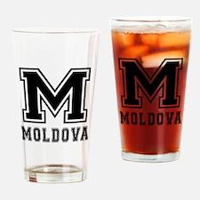 Moldova Designs Drinking Glass