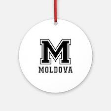 Moldova Designs Ornament (Round)