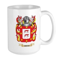 Mesa Coat of Arms - Family Crest Mug