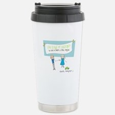 Hold a Hand Travel Mug