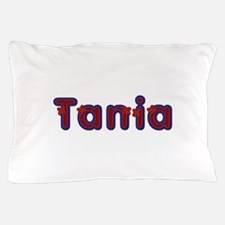 Tania Red Caps Pillow Case