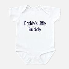 Daddy's Little Buddy Infant Bodysuit