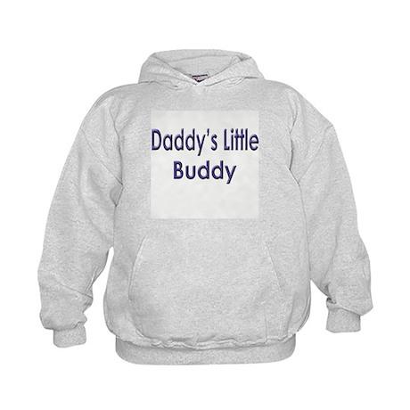 Daddy's Little Buddy Kids Hoodie