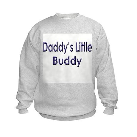 Daddy's Little Buddy Kids Sweatshirt