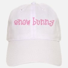 Snow Bunny Baseball Baseball Cap