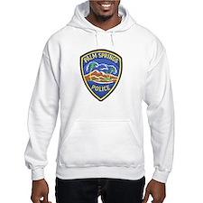 Palm Springs Police Hoodie