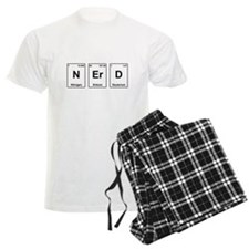 Nerd - Periodic Table Pajamas