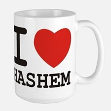I Heart Hashem Coffee Mug