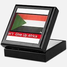 Cute Support egypt Keepsake Box