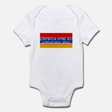Armenian Girl Infant Bodysuit