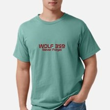 Wolf 359 Never Forget St Mens Comfort Colors Shirt