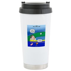 Camp Rain Travel Mug